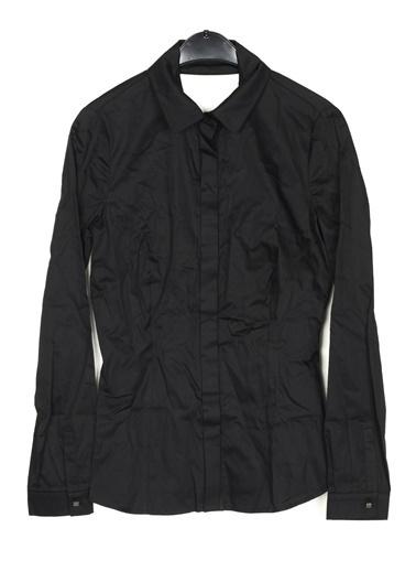Love'n Fashion Paris Gömlek Siyah